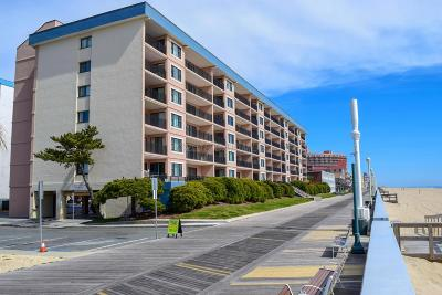 Ocean City Condo/Townhouse For Sale: 1801 Atlantic Ave #307
