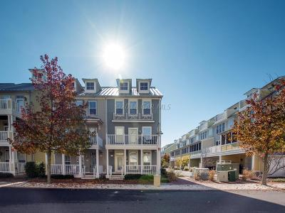 Ocean City Condo/Townhouse For Sale: 33 Sunset Island Dr