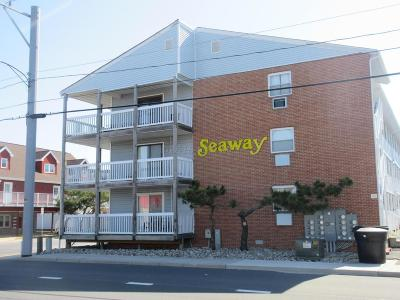 Ocean City Condo/Townhouse For Sale: 17 72nd St #12