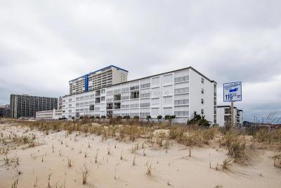 Ocean City Condo/Townhouse For Sale: 11805 Wight St #506e