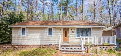 Ocean Pines Single Family Home For Sale: 17 Tail Of The Fox Dr