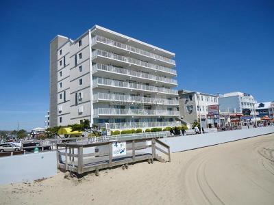 Ocean City Condo/Townhouse For Sale: 401 Atlantic Ave #503