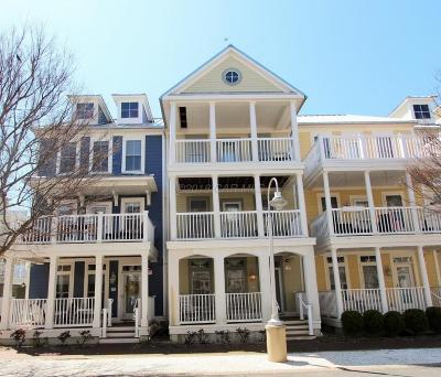 Ocean City Condo/Townhouse For Sale: 37 Island Edge Dr #Lut-E