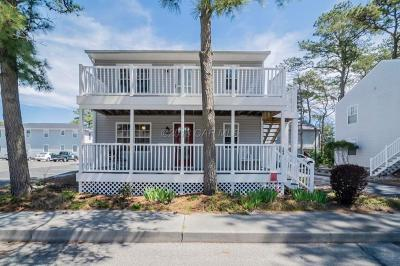 Ocean City Condo/Townhouse For Sale: 504 Seaweed Ln #Ba