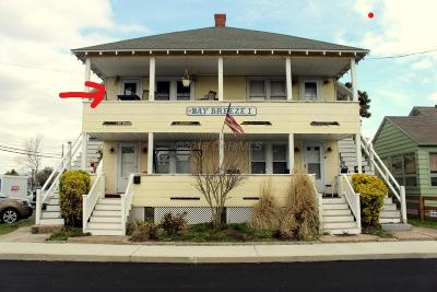 Ocean City Condo/Townhouse For Sale: 208 5th St #A3