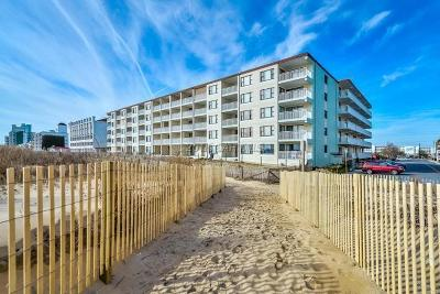 Ocean City Condo/Townhouse For Sale: 3801 Atlantic Ave #208