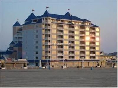 Ocean City Condo/Townhouse For Sale: 2 Dorchester St #608