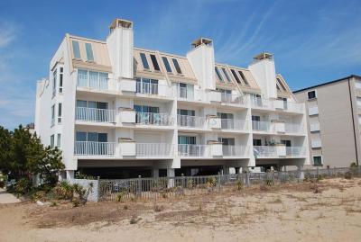 Ocean City Condo/Townhouse For Sale: 8 75th St #202