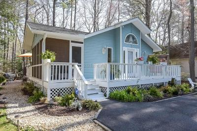Ocean Pines Single Family Home For Sale: 101 High Sheriff Trail