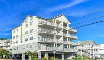 Ocean City Condo/Townhouse For Sale: 5300 Coastal Hwy #307