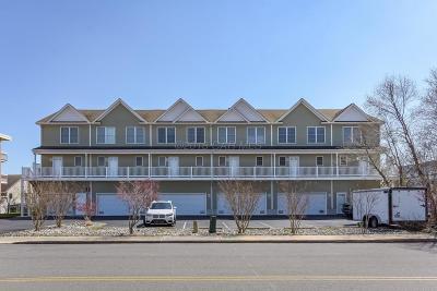 Ocean City Condo/Townhouse For Sale: 617 Salt Spray Rd #2