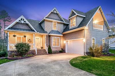 Ocean Pines Single Family Home For Sale: 135 Pine Forest Dr