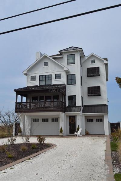 Ocean City Single Family Home For Sale: 13027 Old Bridge Rd