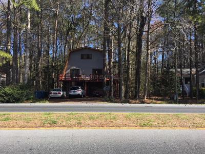 Ocean Pines Single Family Home For Sale: 850 Ocean Pkwy