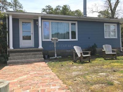 Ocean City Single Family Home For Sale: 12227 Greenridge Lane Rd