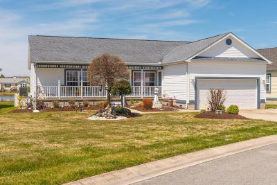 Berlin Single Family Home For Sale: 18 Windswept Dr