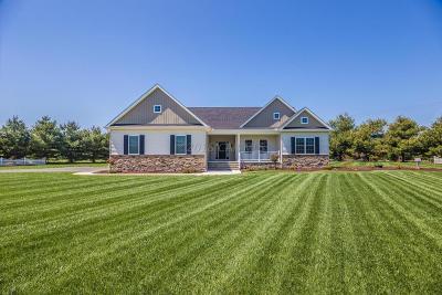 Salisbury Single Family Home For Sale: 5816 Scotchbroom Ln