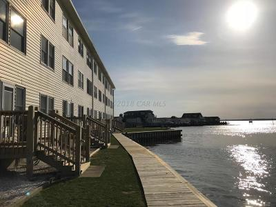 Ocean City Condo/Townhouse For Sale: 120 53rd St #E30101