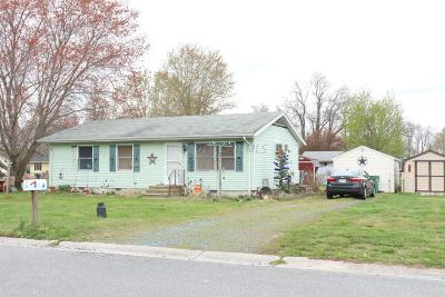 Willards Single Family Home For Sale: 7411 W Holland Ave