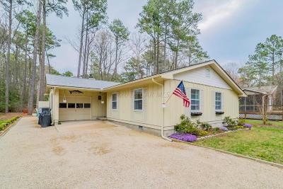 Ocean Pines Single Family Home For Sale: 31 Birdnest Dr