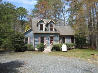 Ocean Pines Single Family Home For Sale: 6 Duxbury Rd