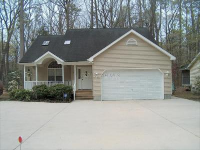 Ocean Pines Single Family Home For Sale: 11 St Martins Ln