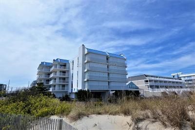 Ocean City Condo/Townhouse For Sale: 2 121st St #302