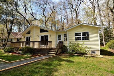 Ocean Pines Single Family Home For Sale: 105 Pinehurst Rd