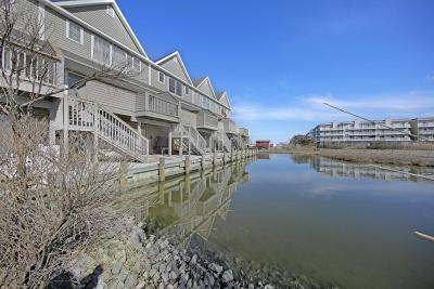 Ocean City Condo/Townhouse For Sale: 121 70th St #9
