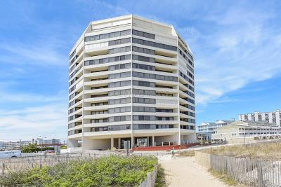 Ocean City Condo/Townhouse For Sale: 8500 Coastal Hwy #1008