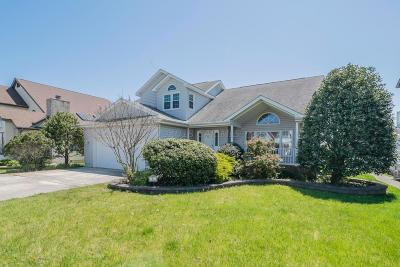 Ocean Pines Single Family Home For Sale: 8 Stacy Ct