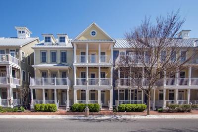 Ocean City Condo/Townhouse For Sale: 40 Island Edge Dr