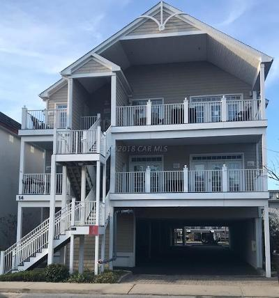 Ocean City Condo/Townhouse For Sale: 14 62nd St #201