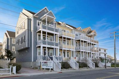 Ocean City Condo/Townhouse For Sale: 203 Saint Louis Ave #1