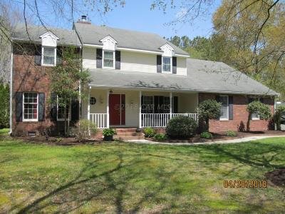 Salisbury Single Family Home For Sale: 1101 Resden Run