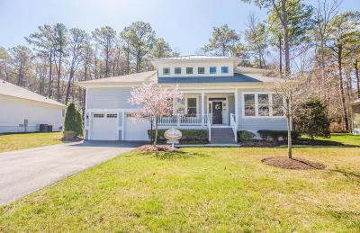 Berlin Single Family Home For Sale: 11744 Maid At Arms Ln