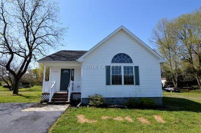 Willards Single Family Home For Sale: 36467 3 Bridges Rd