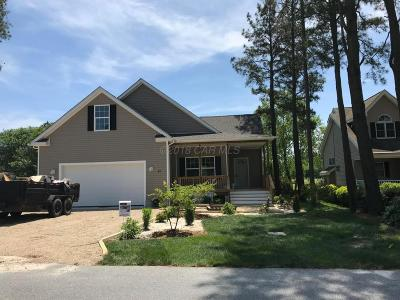 Ocean Pines Single Family Home For Sale: 49 Clubhouse Dr