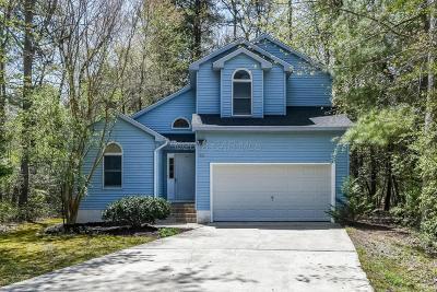 Ocean Pines Single Family Home For Sale: 43 Rabbit Run Ln