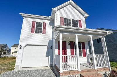 Snow Hill Single Family Home For Sale: 113 Morgan Run