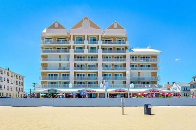 Ocean City Condo/Townhouse For Sale: 6 7th St #303