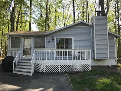 Ocean Pines Single Family Home For Sale: 24 White Horse Dr