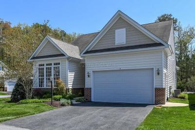 Ocean Pines Single Family Home For Sale: 7 Federal Hill
