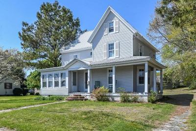 Snow Hill Single Family Home For Sale: 316 S Church St