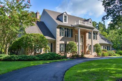 Salisbury Single Family Home For Sale: 26468 Kensington Ln