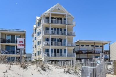 Ocean City Condo/Townhouse For Sale: 4307 Atlantic Ave #104