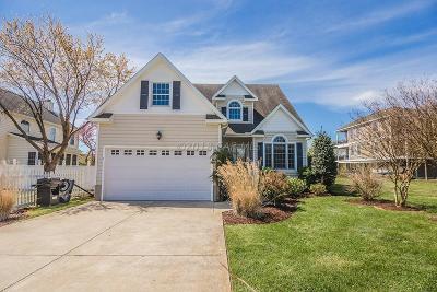 Ocean City Single Family Home For Sale: 12916 Charles St