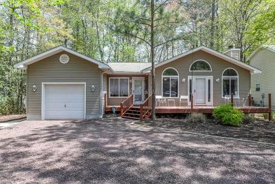 Ocean Pines Single Family Home For Sale: 21 Sassafras Ln