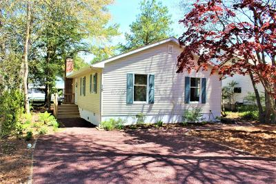 Ocean Pines Single Family Home For Sale: 18 Watergreen Ln
