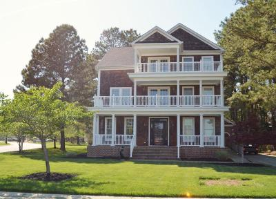 Ocean Pines Single Family Home For Sale: 101 Points Reach